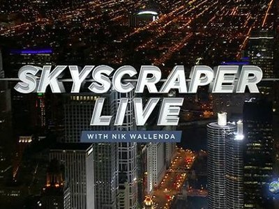 Skyscraper Live with Nik Wallenda tv show photo