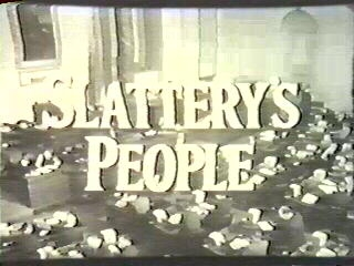 Slattery's People tv show photo