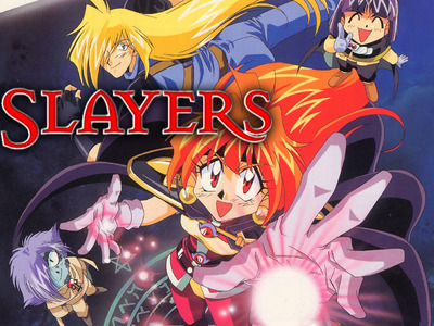 Slayers  tv show photo