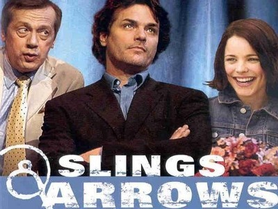 Slings & Arrows (CA) tv show photo