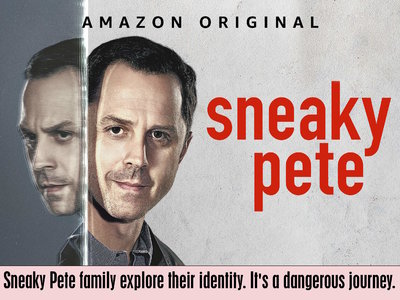 Sneaky Pete tv show photo