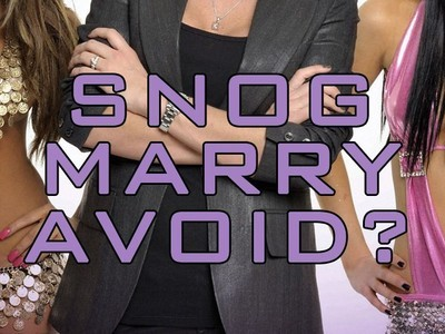 Snog, Marry, Avoid? (UK) tv show photo