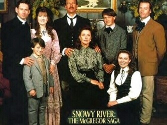 Snowy River: The McGregor Saga (AU) tv show photo