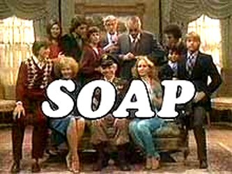 Soap tv show photo