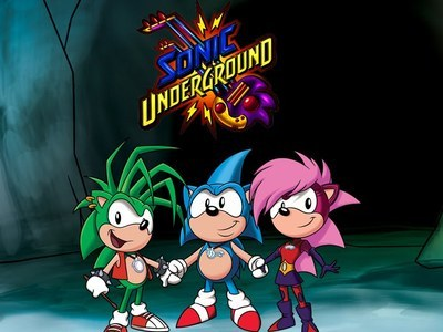 Sonic Underground tv show photo