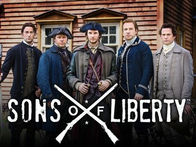 Sons of Liberty tv show photo