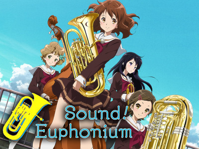 Sound! Euphonium tv show photo
