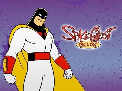 Space Ghost Coast to Coast tv show photo