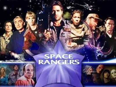 Space Rangers tv show photo