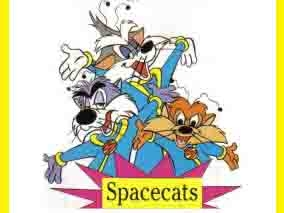 SpaceCats tv show photo