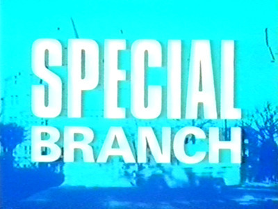 Special Branch (UK) tv show photo