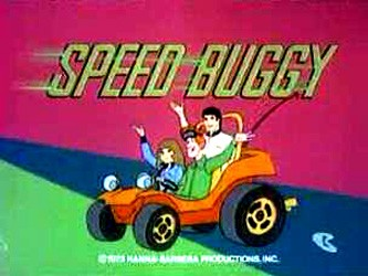 Speed Buggy tv show photo