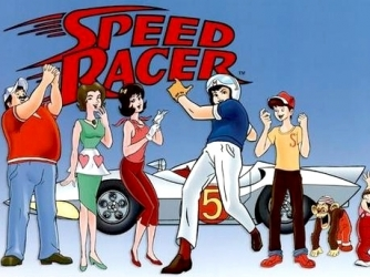 Speed Racer (JP)