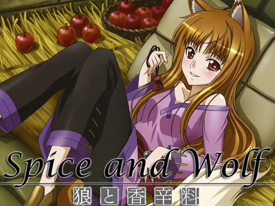 Spice and Wolf tv show photo