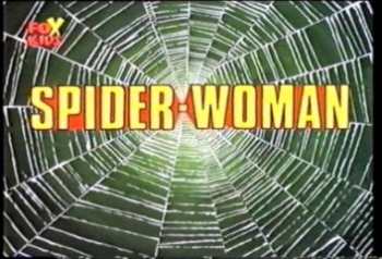 Spider-Woman tv show photo
