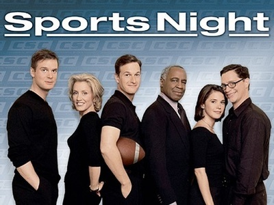 Sports Night tv show photo