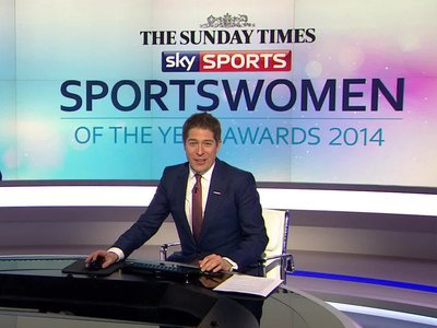 Sportswoman of the Year Awards (UK)