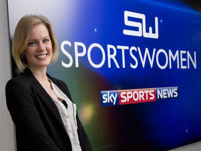 SportsWomen (UK) tv show photo