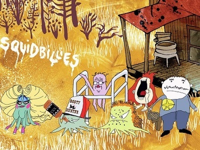 Squidbillies tv show photo