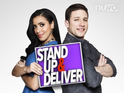 Stand Up & Deliver tv show photo