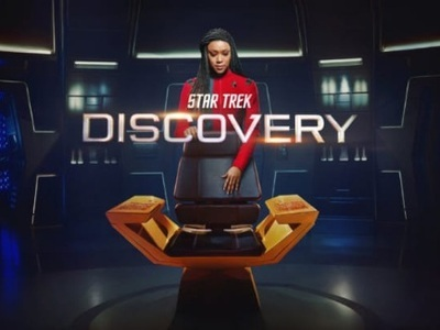 Star Trek Discovery tv show photo