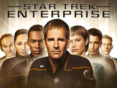 Star Trek: Enterprise tv show photo