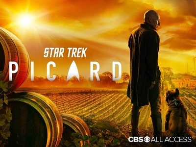 Star Trek Picard tv show photo