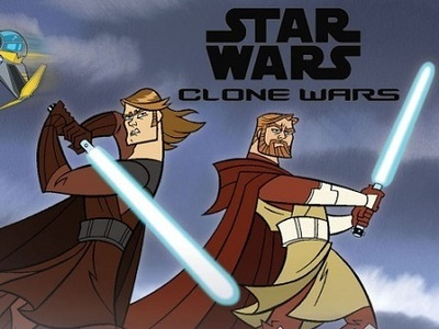 Star Wars: Clone Wars tv show photo