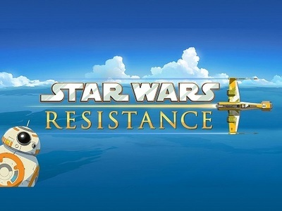 Star Wars Resistance tv show photo