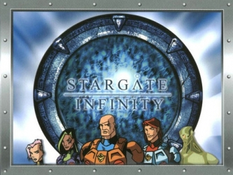 Stargate: Infinity tv show photo