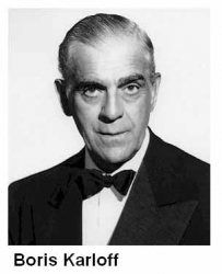 Starring Boris Karloff tv show photo