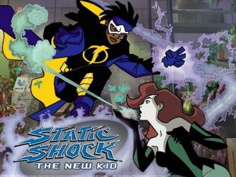 Static Shock tv show photo