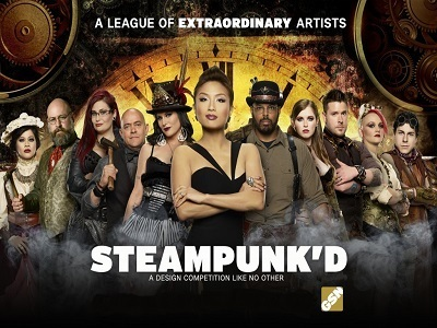 Steampunk'd tv show photo