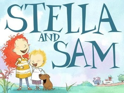 Stella and Sam tv show photo