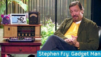 Stephen Fry: Gadget Man (UK) tv show photo