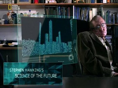 Stephen Hawking's Science of the Future (UK)