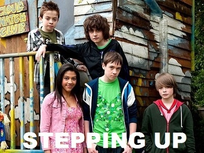Stepping Up (UK) tv show photo