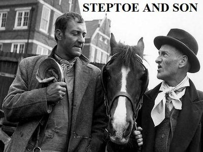 Steptoe and Son (UK) tv show photo