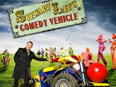 Stewart Lee's Comedy Vehicle (UK) tv show photo