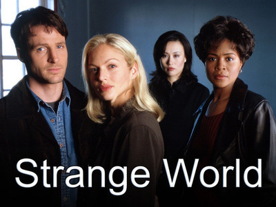 Strange World tv show photo