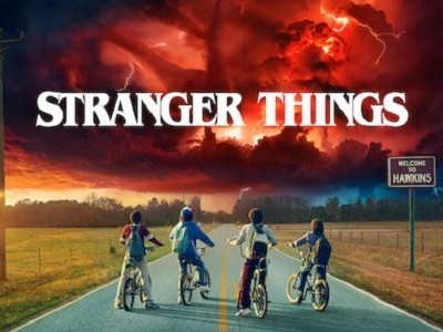 Stranger Things tv show photo