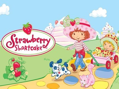 Strawberry Shortcake tv show photo