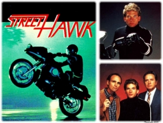 Street Hawk tv show photo