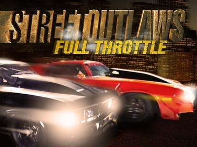 Street Outlaws: Full Throttle tv show photo