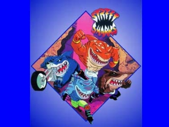 Street Sharks tv show photo