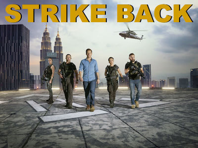 Strike Back (UK) tv show photo