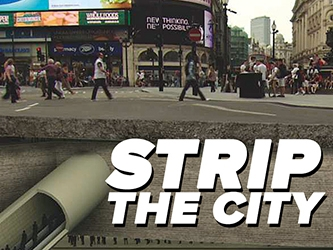 Strip the City tv show photo