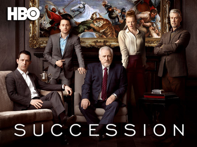 Succession tv show photo