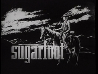 Sugarfoot tv show photo