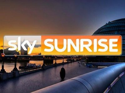 Sunrise (UK) tv show photo